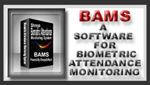 Attendance Monitoring Software