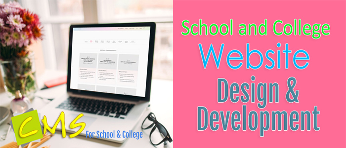 school-college-website-design