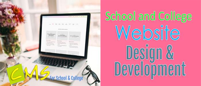 school-college-website-design