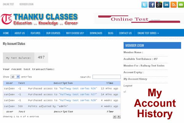 Online Exam Portal Development | Shreya Software Technology Pvt Ltd