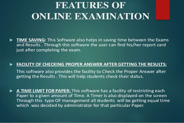 Online Exam Portal Development | Shreya Software Technology Pvt Ltd