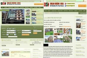 Real Estate Web-Design Sample2