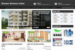 Real Estate Web-Design Sample3
