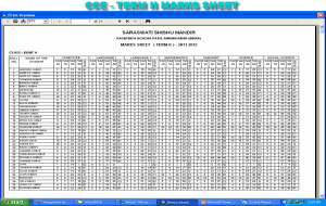 CCE-TERM2-MARKS-SHEET